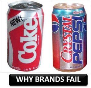 Why Brands fail