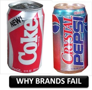 Why Brands fail