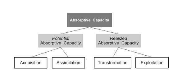 Absorptive capacity - 1