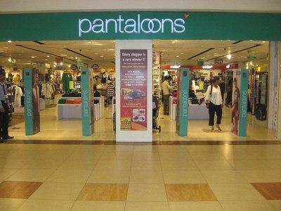 SWOT analysis of Pantaloons