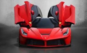 Marketing mix of Ferrari