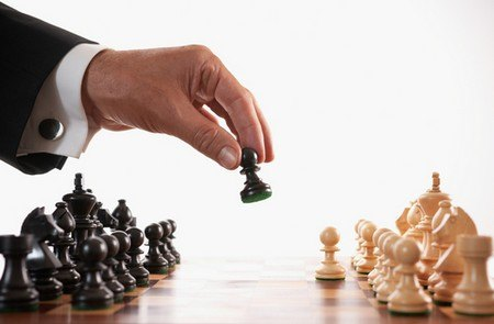 Strategy implementation - Implementing a strategy