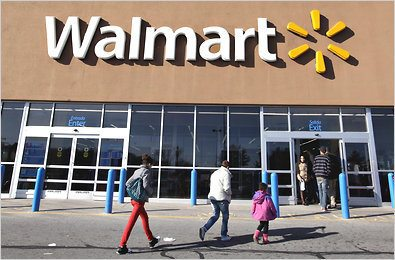 wal mart s market development strategy Stratrgy development of wal-mart  it's called single strategy market  2014, from the wall street journal:.