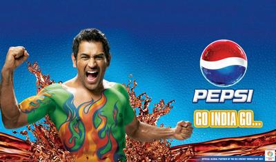 Dhoni as a brand ambassador