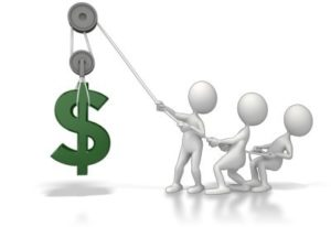Financial benefits for customer retention
