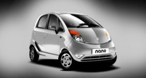 Porters five force for tata nano