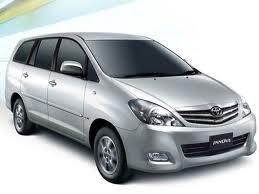 Marketing mix of Toyota innova