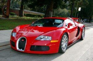 Bugatti marketing