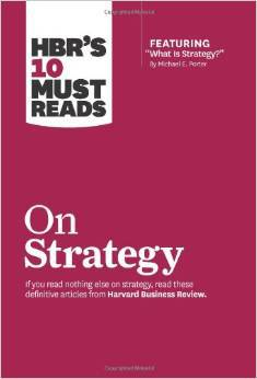 HBR on strategy