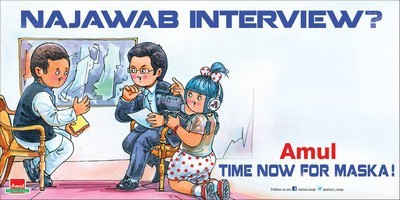 Amul Political ads 2014 - Ad 5