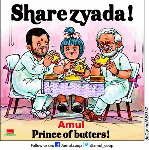 Amul Political ads 2014 - Ad 6