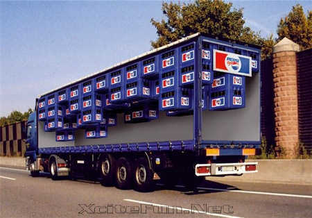 Creative Pepsi print ads 2