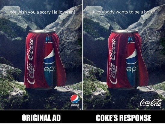 coke vs pepsi 2