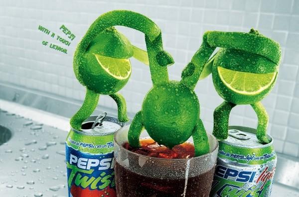 Creative Pepsi print ads 3
