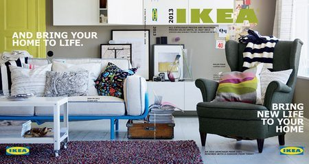 Products in marketing mix of Ikea