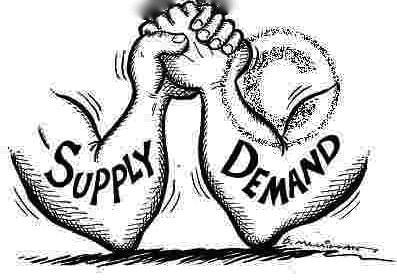 Managing supply and demand