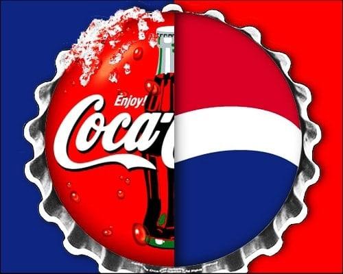 Coke vs Pepsi FMCG rivals