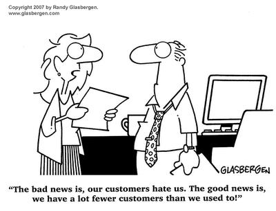 Customer service jokes 2