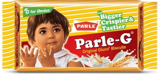 Marketing mix of Parle G