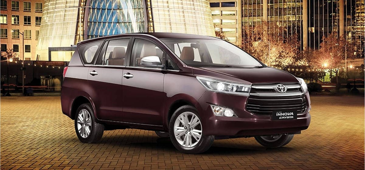 marketing mix of toyota innova