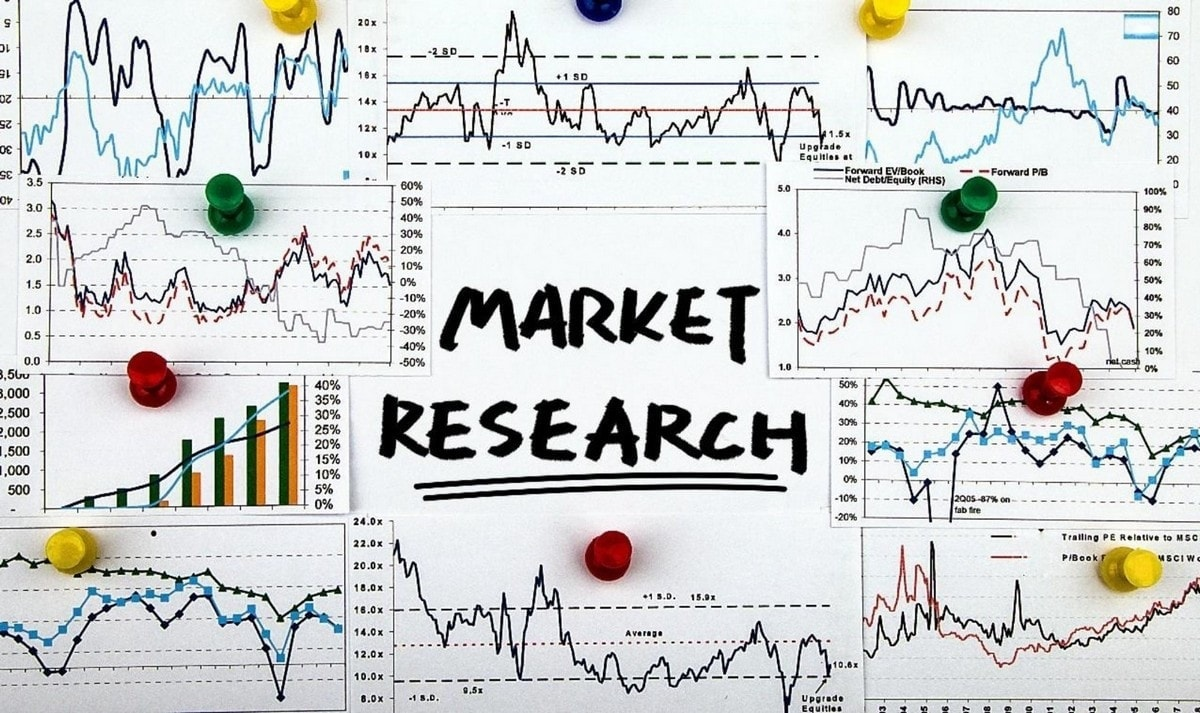 Secondary market research - 2