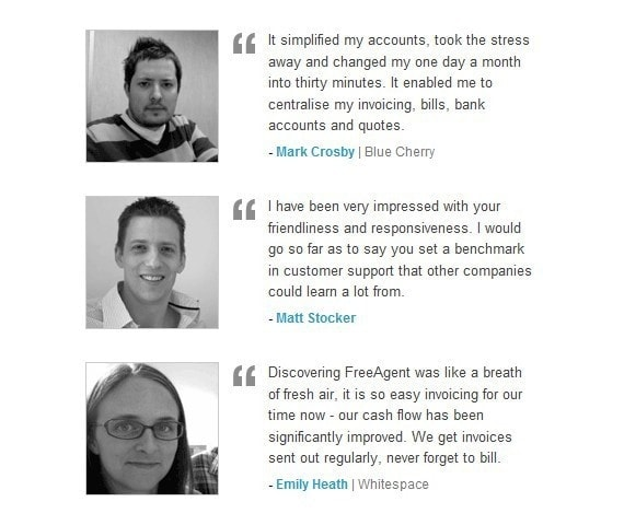 Testimonials for Websites are important - 3