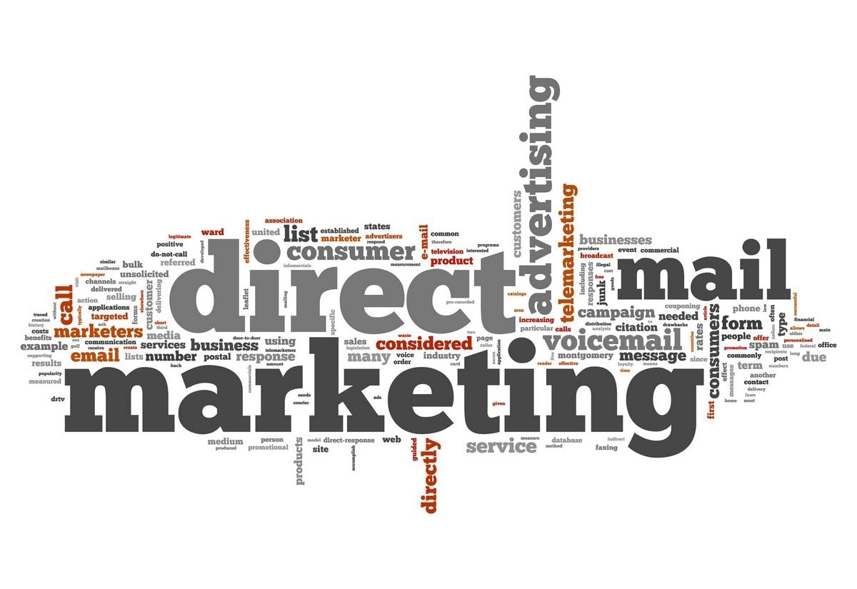 Direct marketing – Interacting directly with customers
