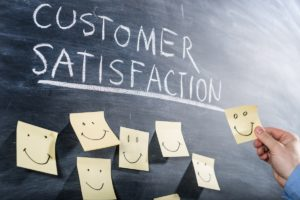 5 levels of customer satisfaction - 2