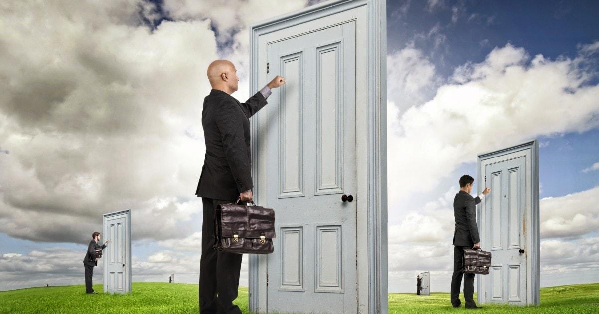 Foot in the door marketing - 2