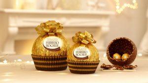 Marketing Mix Ferrero Rocher