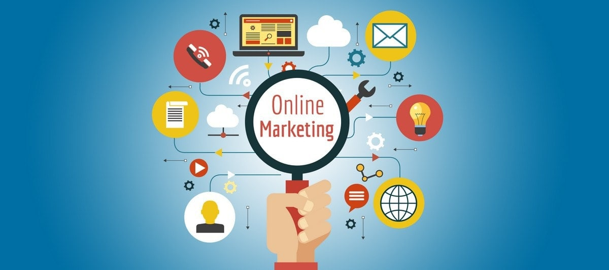 Online Marketing is poor