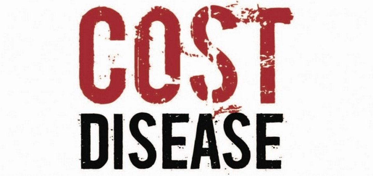Baumol's cost disease - 2