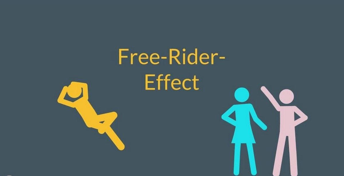 Free rider effect - 2