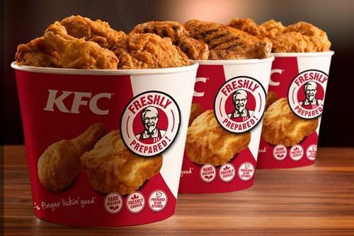 KFC fattening - 1