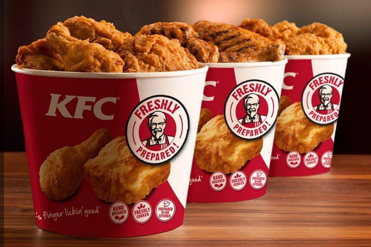 KFC fattening