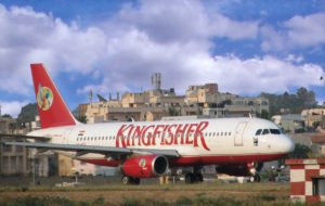 SWOT of Kingfisher Airlines