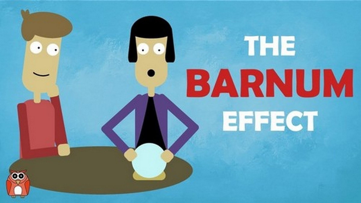 Barnum effect - 2