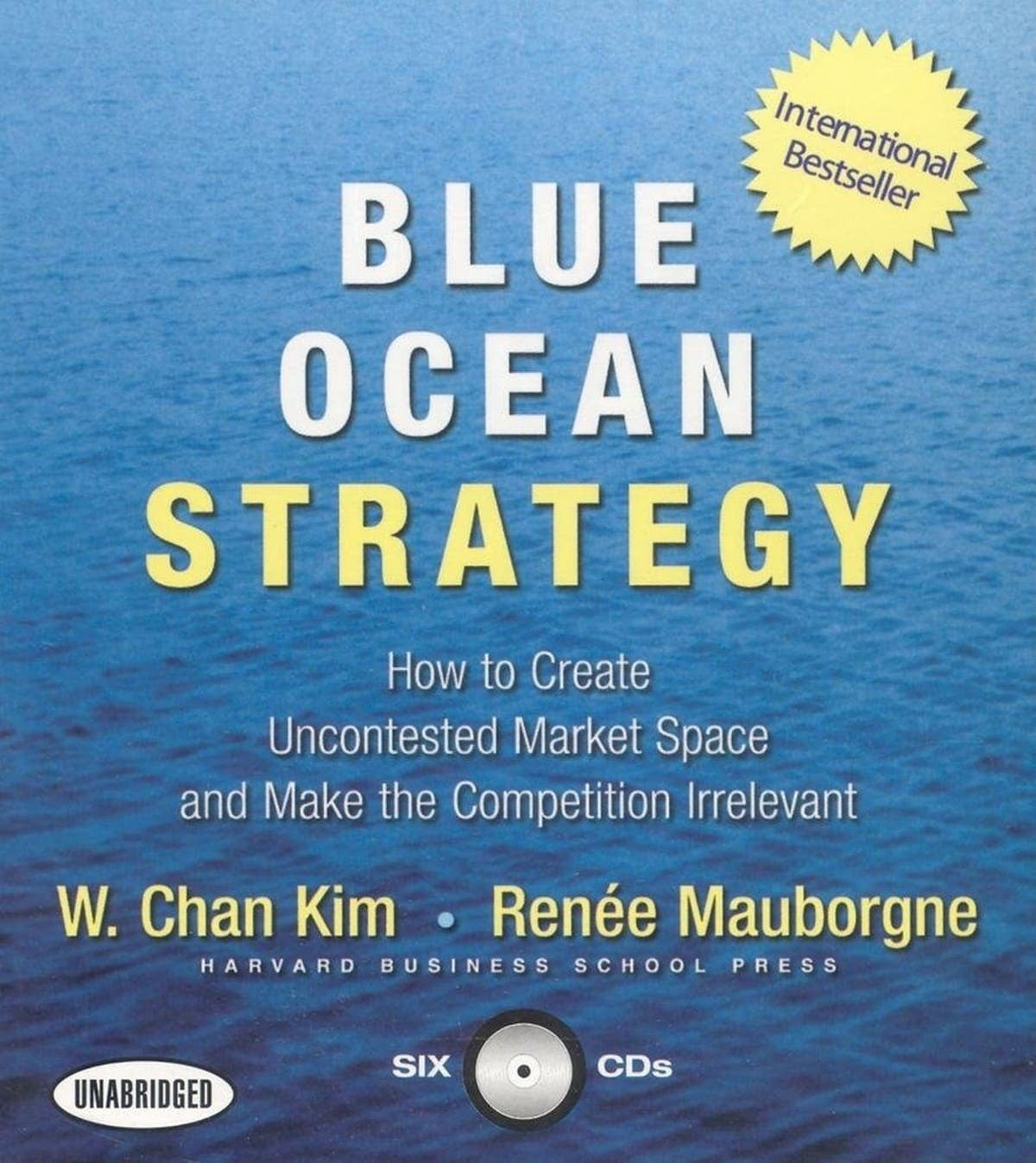 Blue Ocean strategy – Creating a niche of your own