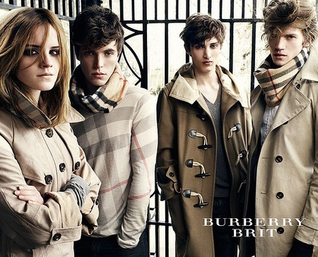 Marketing mix of Burberry