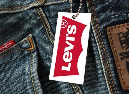 Marketing mix of Levi's