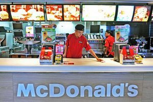 McDonalds process