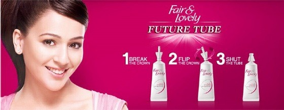 marketing mix of fair and lovely
