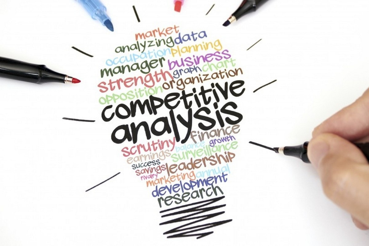 7 steps of competitor analysis