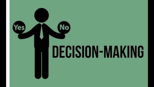decision making with market segmentation - 1