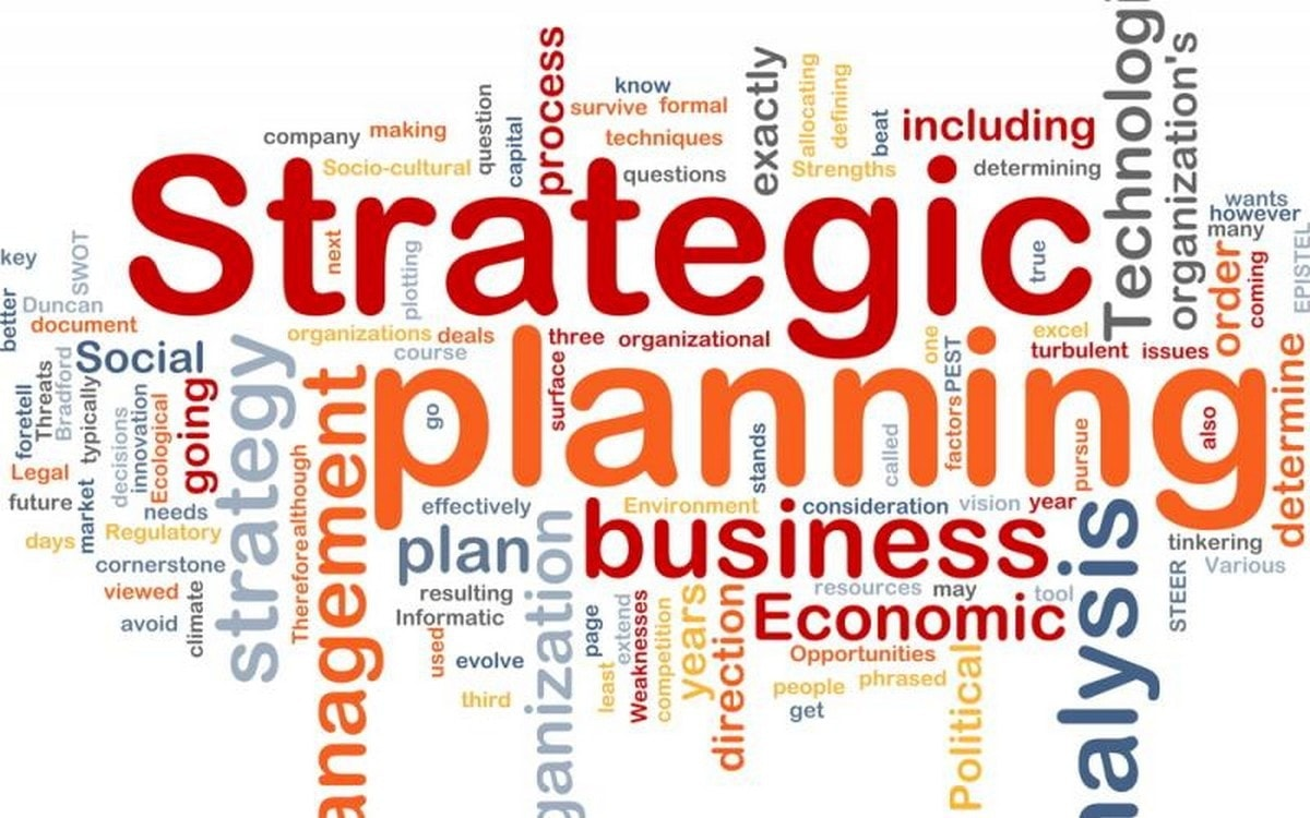 4 simple steps for implementing a strategic plan