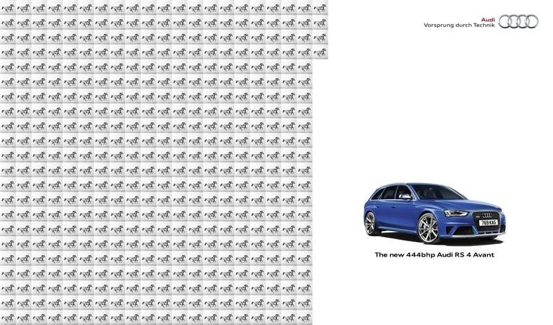 Audi print ads 2