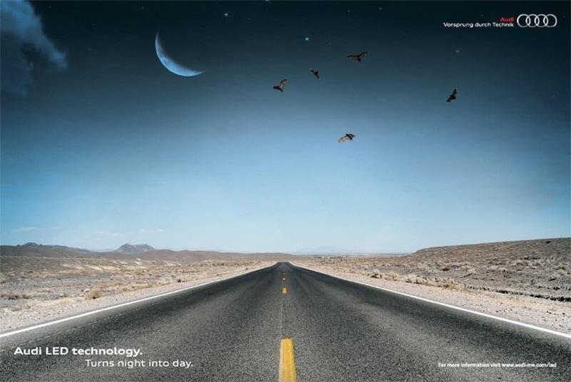 Audi print ads 5