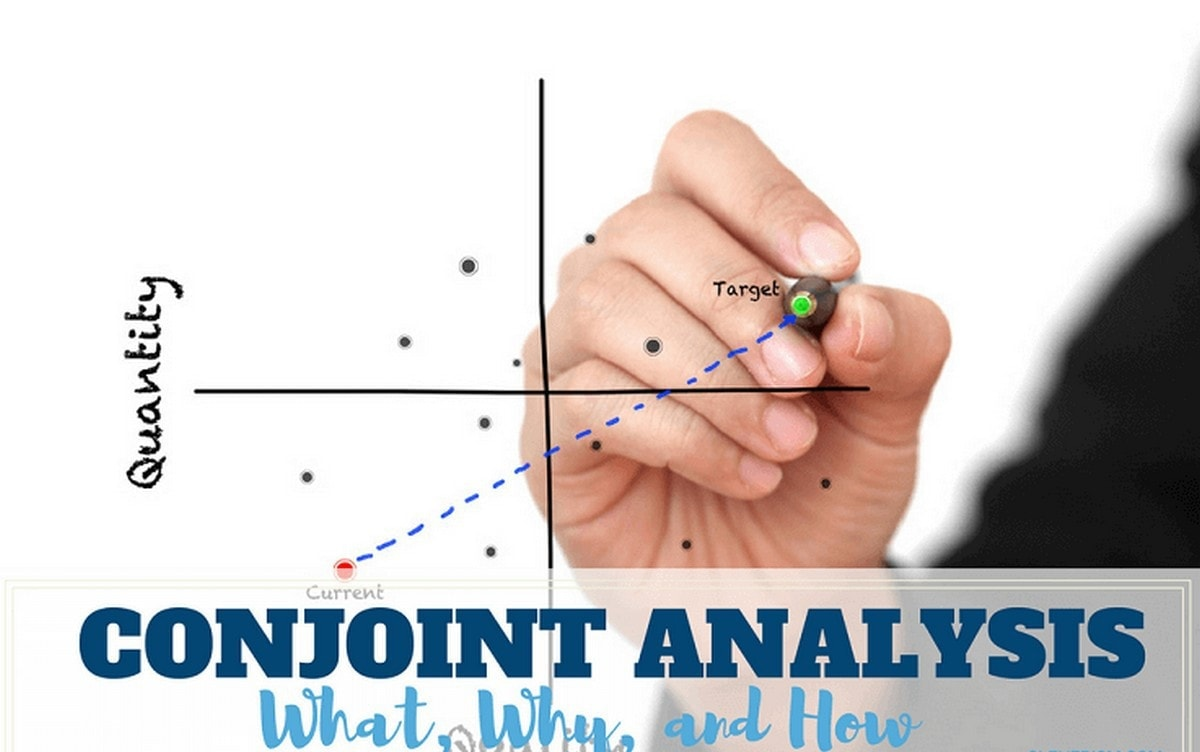 Conjoint analysis – Process of conjoint analysis