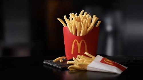 McDonalds as a brand - 1