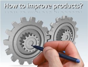 Improve products